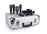 Audix announces the DP4 mic kit