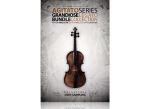 8dio Grandiose Violins Bundle