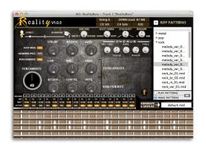 Iridium Iris Software Reality Bass