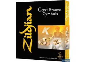 Zildjian K Zildjian Box Set