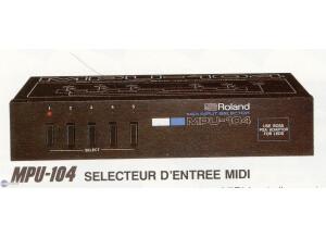 Roland MPU-104