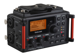 Tascam introduces the DR-60DmkII portable recorder