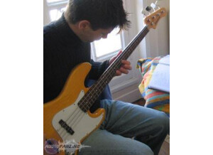 Johnson Guitars Jazz Bass