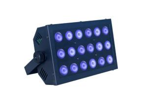 Power Lighting UV Panel 18x3W