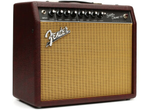 "Fender Super Champ X2 ""Cabernet Blues"""