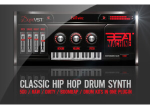 DopeVST Beat Machine