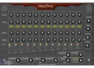 NUSofting HarpTime
