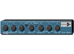 Kjaerhus Audio Classic Phaser [Freeware]
