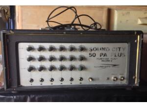 Sound City 50 PA Plus