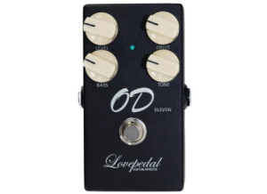 Lovepedal OD11 Black Edition Limited