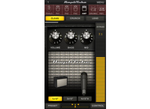 IK Multimedia Amplitube 3 for iPhone