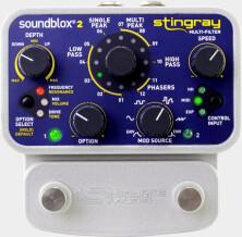 Source Audio Soundblox 2 Stingray Multi-Filter