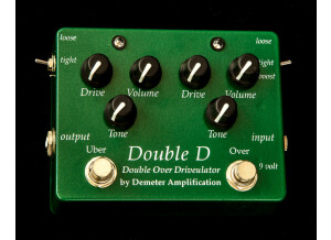 Demeter DD-1 Double Overdrive