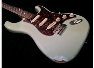MJT Stratocaster 62 custom relic