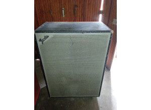 Fender Bassman 100 4x12 (Silverface)