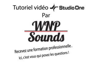 WSProAudio Tutoriels Vidéo Studio One