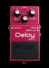 Boss DM-3 Delay