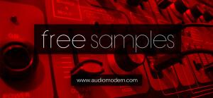 Audiomodern Free Samples