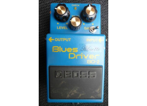 Boss BD-2 - Bluette - Modded by MSM Workshop