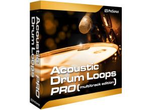 PreSonus Acoustic Drum Loops Pro - Multitrack Edition