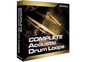 PreSonus Acoustic Drum Loops Complete