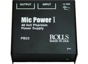 Rolls PB23