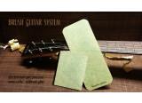Butterlin présente le Brush Guitar System