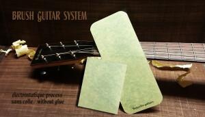 Butterlin Guitars Brush Guitar System
