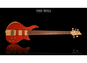 Marceau Guitars The Will