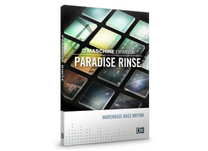 Native Instruments Paradise Rinse