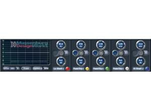 Universal Audio Massenburg DesignWorks MDWEQ5