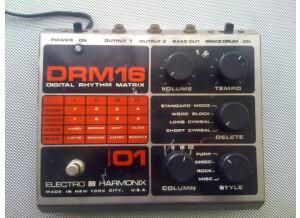 Electro-Harmonix DRM16