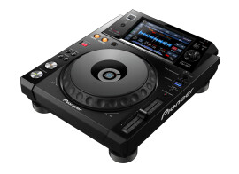 Pioneer launches the first USB-only DJ Player