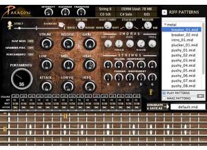 Iridium Iris Software Paragon Bass