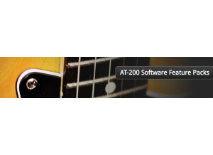 Antares Audio Technology AT200 Auto-Tune for Guitar Feature Packs 3