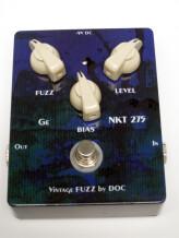 Doc Music Station Vintage Fuzz NKT275