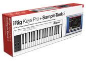 IK Multimedia iRig Keys PRO + SampleTank 3 Bundle