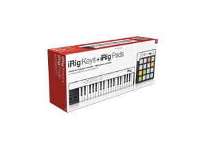 IK Multimedia iRig Keys + iRig Pads Bundle
