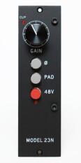 TB Audio Model 23N 500 mic preamp