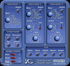Elogoxa JG-3 [Freeware]