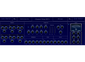 WSProAudio Channel Strip E871