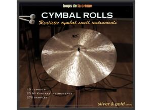 Loops de la Crème Cymbal Rolls