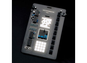 Dirty Electronics mute synth 2