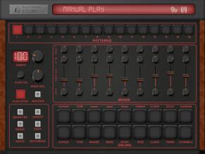 Elliott Garage Software EGLM1 - LM1 Drum Machine