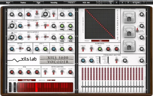 XILS-lab XILS Vocoder 5000