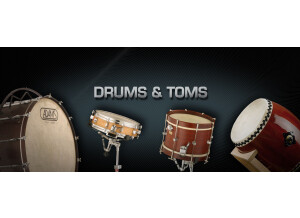 VSL (Vienna Symphonic Library) Drums & Toms