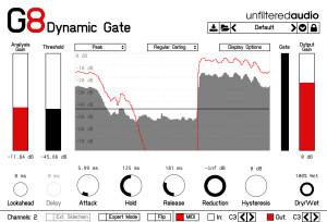 Unfiltered Audio G8