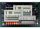 Roland 7X7-TR8 Drum Machine Expansion for TR-8