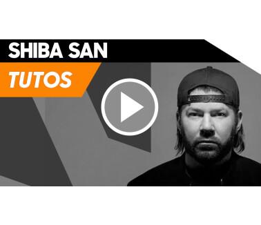MJ Tutoriels Shiba San, Studio Rendez-Vous - Deep House