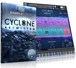 Sample Logic Cyclone Retwisted
